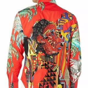 Robert graham red monkeying around limited ed